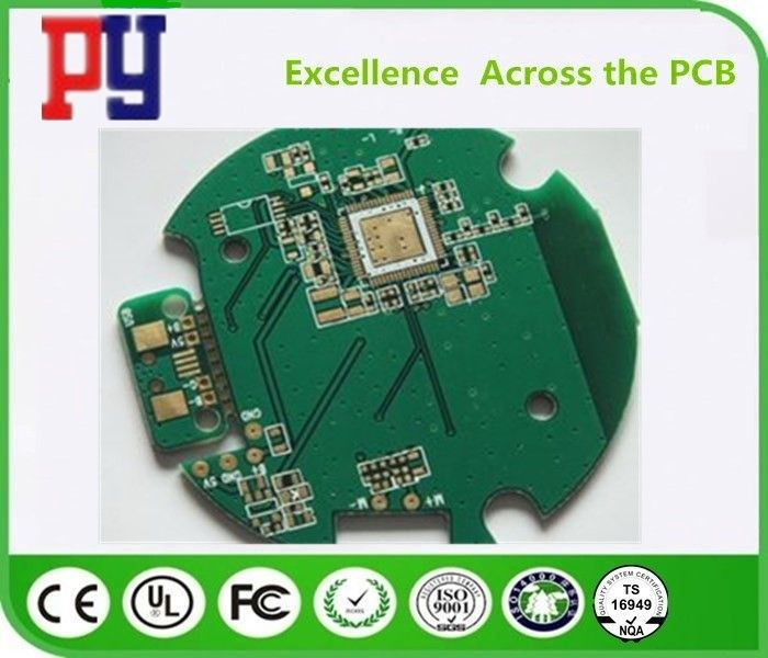 Enig Osp Single Sided PCB Board Immersion Silver Prototype Circuit Boards Fr-4