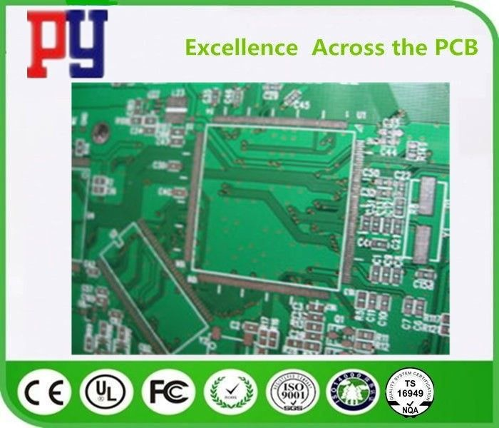 Double Side Printed Circuit Board Assembly 1-3 Oz Copper Lead Free Surface Finishing