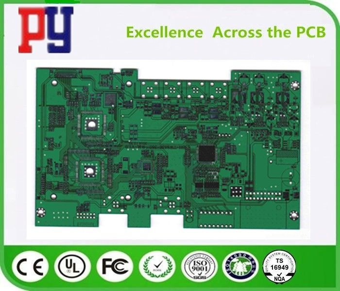 Lead Free Surface Finishing Double Sided PCB Board 1.6MM Thickness Long Lifespan