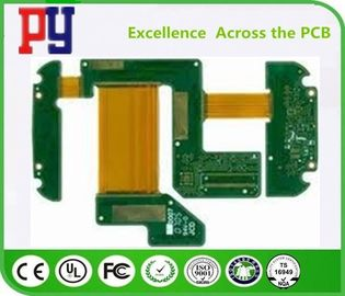 Chine professional_electronic_rigid_flex_pcb_printed_circuit_boards usine