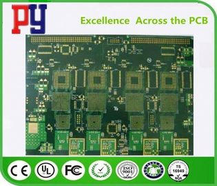Cuivre de la carte PCB 1OZ d'or de l'immersion TG170 de carte électronique de l'impédance Fr4 de 10% haut